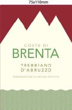 Coste di Brenta Trebbiano d'Abruzzo 2018
