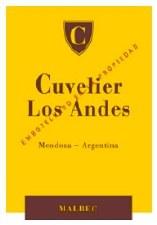 Cuvelier Los Andes Malbec 2013