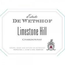 De Wetshof Chardonnay Limestone Hill 2019