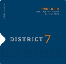 District 7 Pinot Noir 2016
