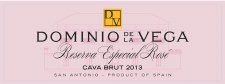 Dominio de la Vega Cava Reserva Especial Rosé Brut 2014