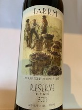 Farrm Reserve Red 2015