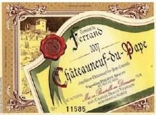 Domaine de Ferrand Chateauneuf-du-Pape 2018