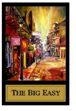 Fess Parker The Big Easy 2017