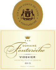 Fontareche Viognier 2017