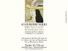 Gianni Brunelli Brunello di Montalcino 2015