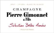 Pierre Gimonnet & Fils Champagne Blanc de Blancs Belles Annees Brut