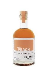 Heimat White Peach Liqueur 375ml