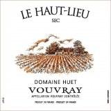Domaine Huet Vouvray Sec Le Haut-Lieu 2017