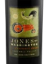 Jones of Washington Cabernet Franc 2015
