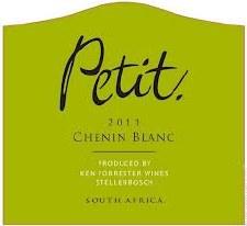 Ken Forrester Petit Chenin Blanc 2011