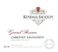 Kendall-Jackson Grand Reserve Cabernet Sauvignon 2016