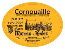 Manoir de Kinkiz Cidre de Cornouaille