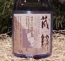 Kurashikku Junmai Sake 300ml