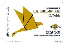 La Belouse Bourgogne Vieilles Vignes 2018