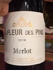 La Fleur des Pins Merlot 2018