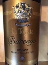 La Togata Barengo 2014
