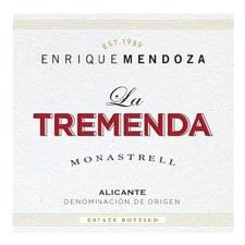 Enrique Mendoza La Tremenda Monastrell 2017