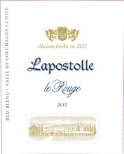 Lapostolle Le Rouge 2015