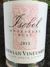 Lothian Vineyards Isobel Mourvedre Rosé 2017