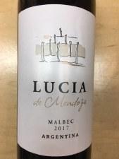 Lucia Malbec 2017