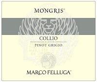 Marco Felluga Collio Pinot Grigio Mongris 2018