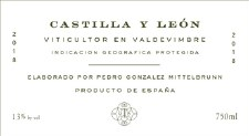 Mary Taylor Castilla y Leon 2018