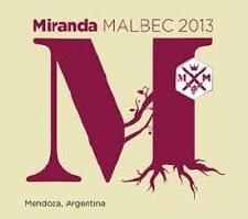 Miranda Malbec 2013