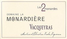 Domaine la Monardiere Vacqueyras Les 2 Monardes 2013