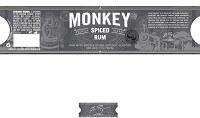 Monkey Spiced Rum 750ml