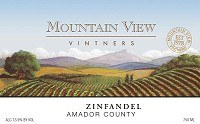 Mountain View Zinfandel 2009