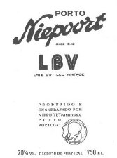 Niepoort LBV Port 2015