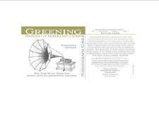 Phonograph Greening Cider