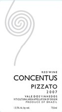 Pizzato Concentus Gran Reserva 2009