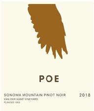 Poe Pinot Noir Van der Kamp Vineyard, Sonoma Mountain 2017