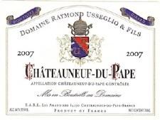 Raymond Usseglio Chateauneuf du Pape Cuvee Girard 2017