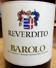 Reverdito Barolo 2014