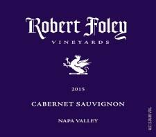 Robert Foley Cabernet Sauvignon 2015