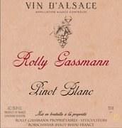 Rolly Gassmann Pinot Blanc 2017