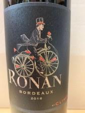 Ronan by Clinet Bordeaux 2016