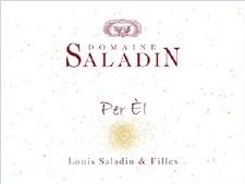 Saladin Per El Cotes du Rhone Blanc 2016