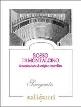 Sailicutti Rosso di Montalcino Sorgente 2012