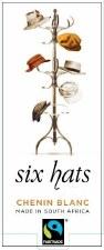 Six Hats Chenin Blanc 2016