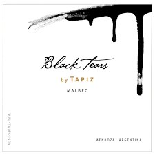 Tapiz Black Tears Malbec 2014