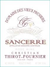 Vieux Pruniers Sancerre Rosé 2019