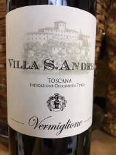 Villa S. Andrea Vermiglione Rosso Toscana 2014