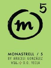 Vinos Sin-Ley Monastrell M5 2009