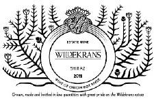 Wildekrans Shiraz 2010