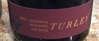 Turley Zinfandel Old Vines California 2017