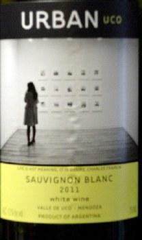 Urban Uco Sauvignon Blanc 2015